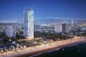 Đầu tư xây dựng dự án tổ hợp khách sạn, căn hộ du lịch 'khủng' tại Quy Nhơn