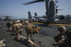 Quân đội Mỹ hủy diễn tập sau tai nạn liên tiếp