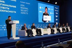 Việt Nam dự Hội nghị An ninh quốc tế Moscow lần thứ 7