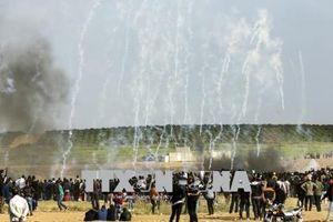 Lại bùng phát bạo lực dọc biên giới Gaza-Israel