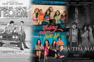 Vượt 2 phim của Thái Hòa, 'Tháng năm rực rỡ' lọt top 5 phim Việt có doanh thu cao nhất