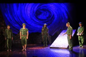 Liên hoan sân khấu kịch 'nói không' với kịch bản nước ngoài