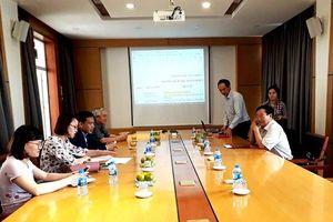 Tạp chí Khoa học Phát triển Nông thôn Việt Nam triển khai công tác