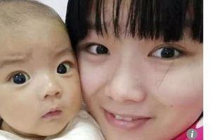 Người mẹ 'cãi lời' ông bà ngoại để hiến gan cứu con gái