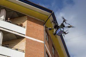 Drone đưa thư giá 20.000 USD của Nga vỡ vụn khi thử nghiệm