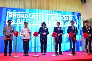 Cơ hội tiếp cận sản phẩm mới của ngành phát thanh, truyền hình