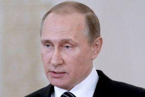 Tổng thống Putin sa thải 11 tướng lĩnh thuộc các cơ quan hành pháp Nga