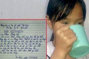 Cô giáo phạt HS uống nước giặt giẻ: Gia đình kiến nghị xử lý hình sự