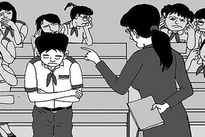 Nếu không thể chấp nhận những 'học sinh Tốt Tô Chan', mong cô đừng chọn nghề giáo