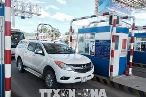 Từ 10/4 thu phí đường bộ trạm BOT trên Quốc lộ 38 qua Bắc Ninh