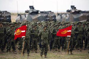 Nhật Bản lần đầu tiên có đơn vị lính thủy đánh bộ