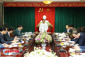 Hơn 300 đại biểu dự Hội nghị toàn quốc về xây dựng khu dân cư NTM kiểu mẫu, vườn mẫu tại Hà Tĩnh