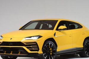 Top 10 xe SUV sở hữu tốc độ khủng khiếp nhất trên thị trường