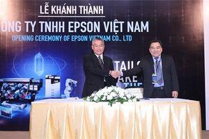 Epson chính thức 'định cư' tại thị trường Việt Nam