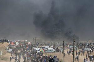 Xung đột tại biên giới Israel-Gaza, 7 người Palestine thiệt mạng
