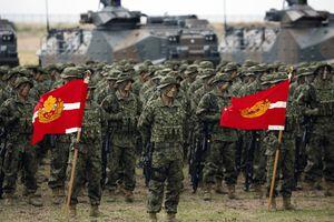 Nhật lập lữ đoàn lính thủy đánh bộ đầu tiên sau Thế chiến 2 để bảo vệ đảo