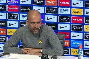 Man City-MU: Guardiola thừa nhận phân tâm vì Liverpool