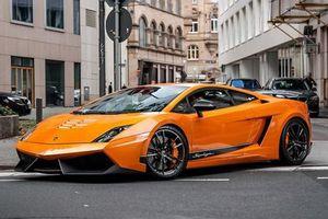 Xe độ hạng hypercar Lamborghini Gallardo Superleggera