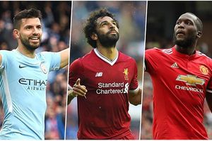 Vua phá lưới Ngoại Hạng Anh: Salah lên 'đỉnh', Aguero bỏ xa Lukaku