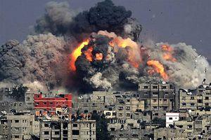 Xung đột đẫm máu tại Gaza