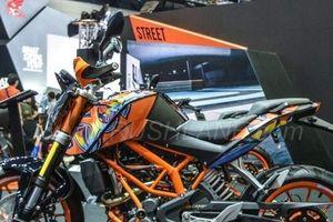 'Mục sở thị' KTM 250 Duke phiên bản đặc biệt giá 131 triệu vừa ra mắt
