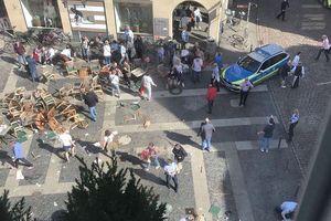 Thông tin bất ngờ về nghi phạm lao xe vào đám đông ở Đức