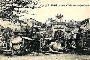 Ký ức chợ người năm xưa và nơi cầm cố với lãi suất cắt cổ ở phố Hàng Chiếu
