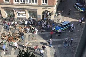 Thủ tướng Đức thú nhận 'run rẩy tột độ' sau vụ kẻ khủng bố lao xe tự sát