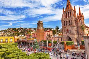 Dắt túi địa điểm du lịch an toàn nhất Mexico để tha hồ 'sống ảo'