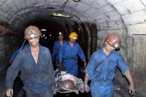Sập hầm lò ở Quảng Ninh khiến 2 người thương vong