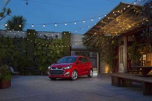 Chevrolet Spark 2019 chính thức trình làng