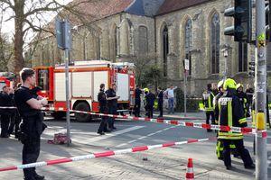 Lái xe tông vào đám đông tại Đức, ít nhất 2 người thiệt mạng