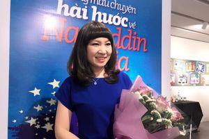 Di Li mang 'chuyện Trạng Quỳnh của Thổ Nhĩ Kỳ' sang Việt Nam