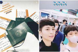 Giữa nghi vấn hẹn hò, Gil Lê - Miu Lê tiếp tục công khai hình ảnh cùng nhau đi du lịch Hàn Quốc