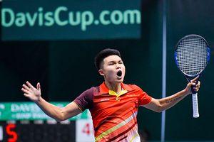 ĐT Việt Nam thăng hạng, Davis Cup nhóm III thành công rực rỡ