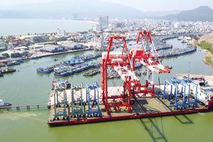 'Lột xác' sau cổ phần hóa, cảng Quy Nhơn hút khách hàng chiến lược
