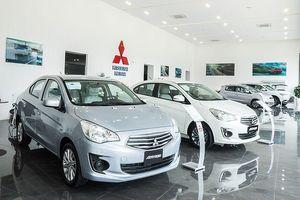Mitsubishi có thêm đại lý tại Hà Nội