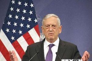 Mỹ không loại trừ hành động quân sự nhằm vào Syria