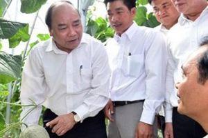 Sáng nay 9.4, 600 đại biểu dự buổi Thủ tướng đối thoại với nông dân