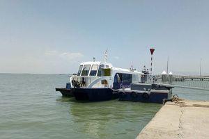 Lộ nguyên nhân tàu cao tốc Vũng Tàu-TPHCM chìm trên biển Cần Giờ