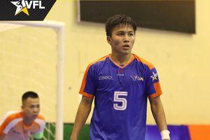 Hanoi Buffaloes bất ngờ vươn lên dẫn đầu Giải futsal chuyên nghiệp Việt Nam 2018