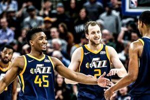 Siêu tân binh tỏa sáng, Utah Jazz chính thức góp mặt ở Play-Off