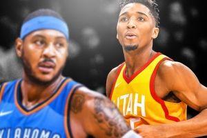 Đưa Utah Jazz vào Play-Offs, Mitchell tái hiện kỳ tích của Carmelo Anthony
