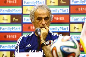 Nhật Bản sa thải HLV đội tuyển chỉ 2 tháng trước World Cup