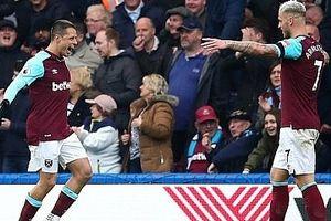 Để West Ham cầm hòa, Chelsea ngày càng rời xa Top 4