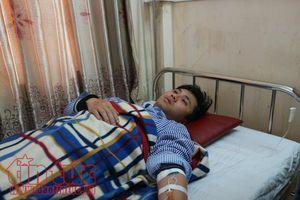 Vụ bác sĩ bị hành hung tại Hà Tĩnh: Đối tượng đánh bác sĩ có uống rượu