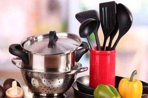 5 chất độc đáng sợ được tìm thấy trong dụng cụ nấu ăn
