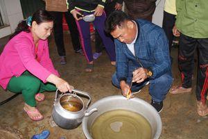 Hà Tĩnh: Giếng nước nhà dân biến thành giếng dầu diesel
