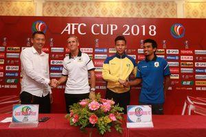 Trên 'thánh địa' thành Vinh, SLNA quyết thắng đội Tampines Rovers