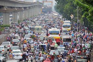 Phương tiện sẽ bị thu phí khi đi vào khu vực có nguy cơ ùn tắc giao thông?